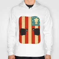 history Hoodies featuring History Class by Roland Lefox