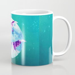 NOCTURNE : ASTRAL WHALES Coffee Mug