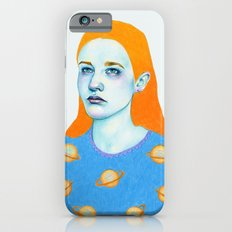 Saturn Girl iPhone 6s Slim Case