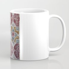 Geometric Wall Pattern Coffee Mug