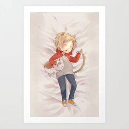 Natsume Art Print