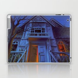 Welcome to Dead House Laptop & iPad Skin
