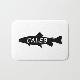 Caleb Fish Bath Mat