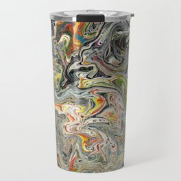 Abstract Oil Painting 25 Travel Mug