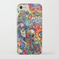 trip iPhone & iPod Cases featuring TriP by Kyleee