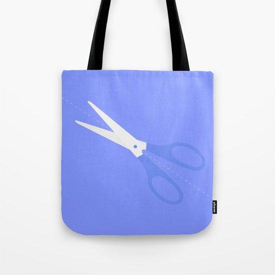 #40 Scissors Tote Bag