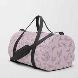 flor abstracto1 Duffle Bag