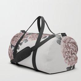 Dreaming in a flower garden Duffle Bag