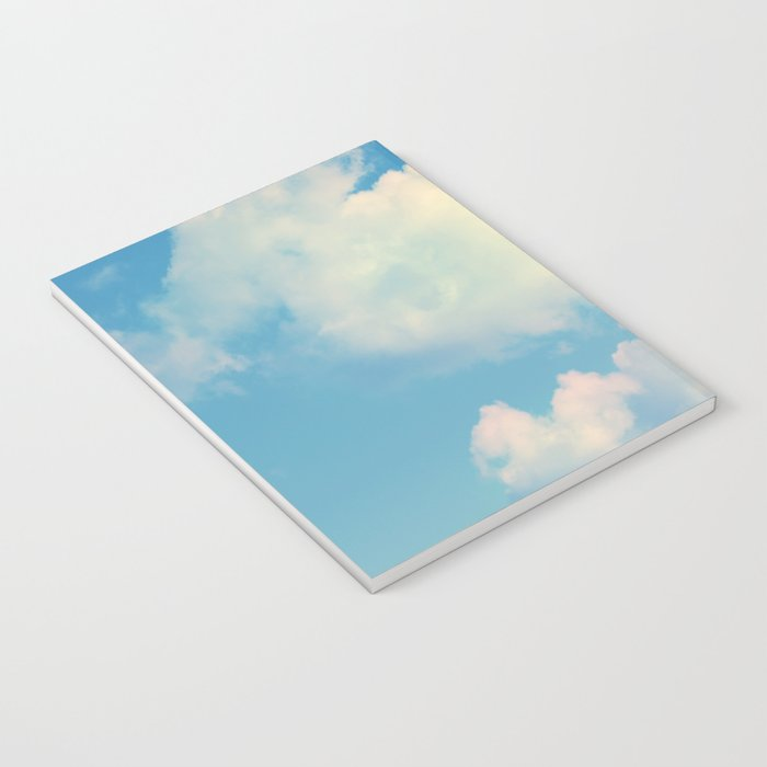 The Colour of Clouds 04 Notebook