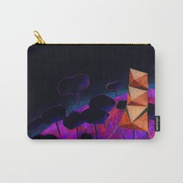Kite House Carry-All Pouch