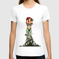 poison ivy T-shirts featuring Poison Ivy by Ayse Deniz