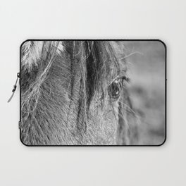 Horse Portrait 2 Laptop Sleeve