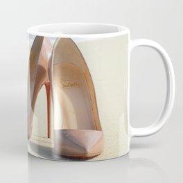 Shoes by the Ocean Coffee Mug