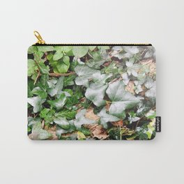 On The Forest Floor Carry-All Pouch