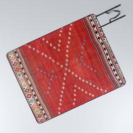 Fethiye Southwest Anatolian Camel Cover Print Picnic Blanket