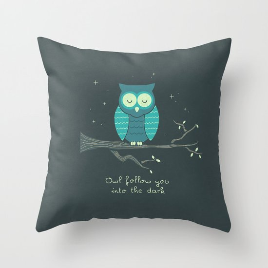 The Romantic Throw Pillow