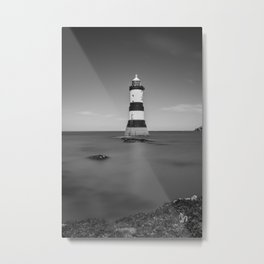Penmon Lighthouse Metal Print