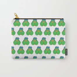 Pattern Leo Carry-All Pouch