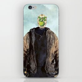 "Jason Vorhees in ""The Son of a Man"" iPhone Skin"