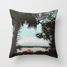 Cumberland Island Throw Pillow