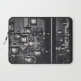 Lights in Bern Laptop Sleeve