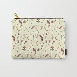 Romantic Peach Carry-All Pouch