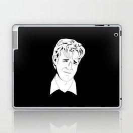 Crying Icon #1 - Dawson Leery - Black & White Variant Laptop & iPad Skin