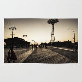 Coney Island #6 Rug