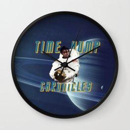 Time Hump Chronicles Wall Clock
