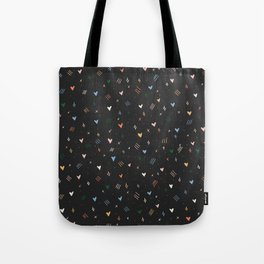 Dark & Charming Tote Bag