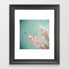 Hazy Sunshine Framed Art Print