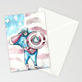 Cpt. Stationery Cards
