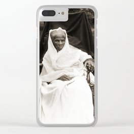Harriet Tubman, 1911 Clear iPhone Case