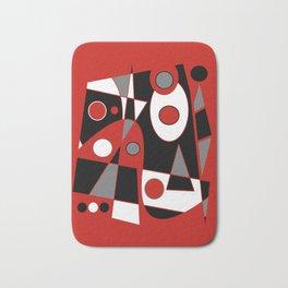 Abstract #915 Bath Mat