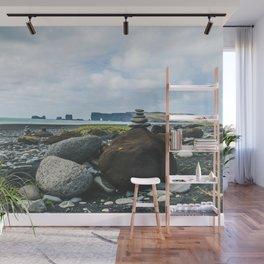 Coastal Stacks Wall Mural