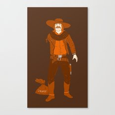 One Armed Bandit Canvas Print