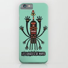 Les danses de Mars (blue) iPhone 6s Slim Case