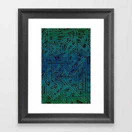 Bleen Grue Framed Art Print