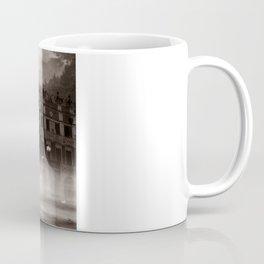 Music Man in the City, by Viviana Gonzalez & Eric Fan Coffee Mug
