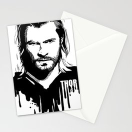 Fandom In Ink » Thor Stationery Cards