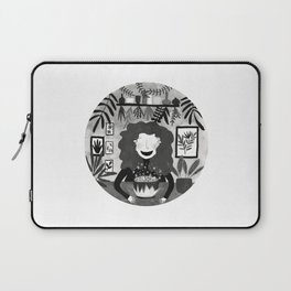 The Green Witch Laptop Sleeve