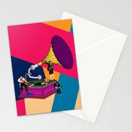 Vinyl No.3 Stationery Cards