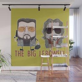 The Big Lebowski Wall Mural