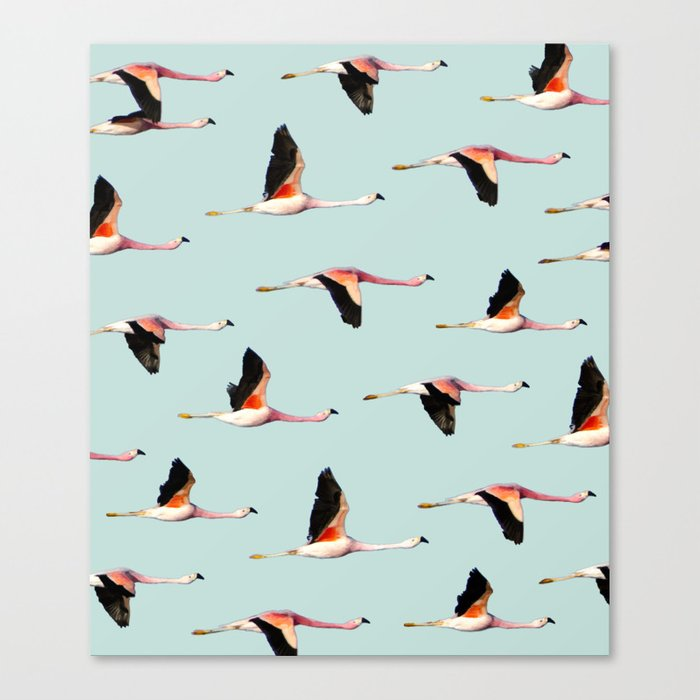 Migration #society6 #decor #buyart Canvas Print
