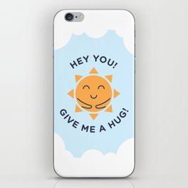 Summer, How Cute Are You! iPhone Skin