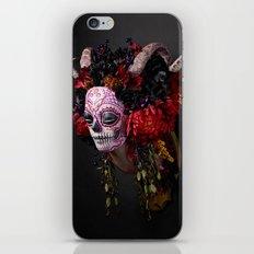 Midnight Muertita Harvest iPhone & iPod Skin