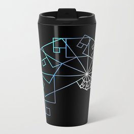UNIVERSE 67 Metal Travel Mug