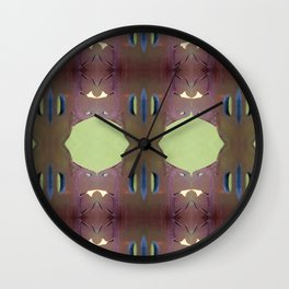 cold case Wall Clock