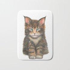 Little Kitten II Bath Mat