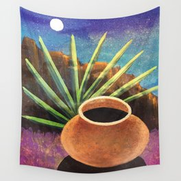 Agave Moods 1 Wall Tapestry